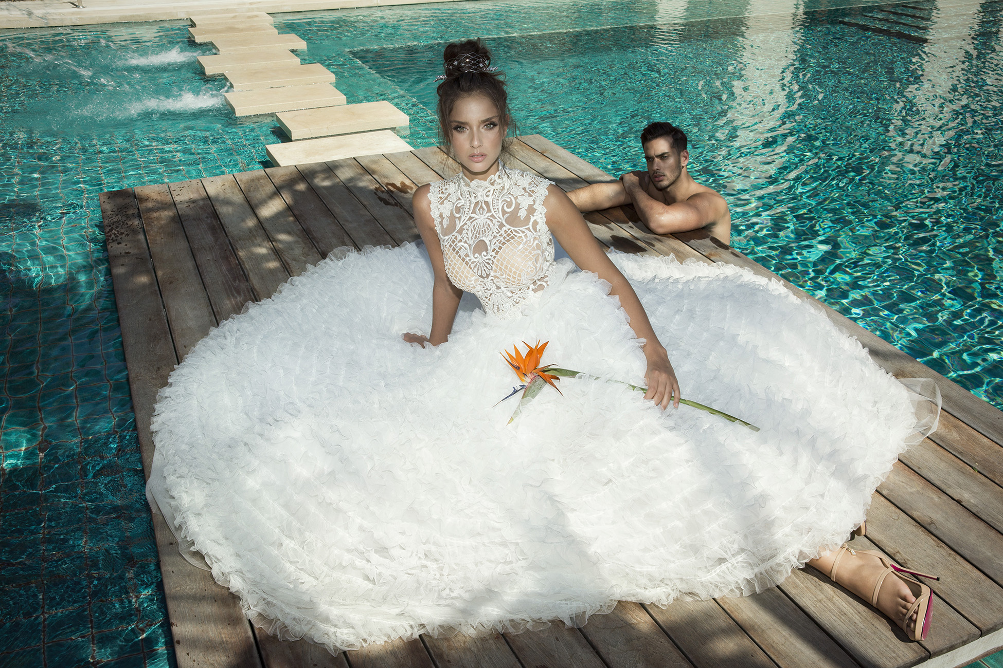 oved cohen wedding dresses 2017 collection